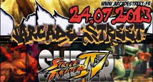 Ranking Arcade Street Battle SSF4AE, reprise des rankings !