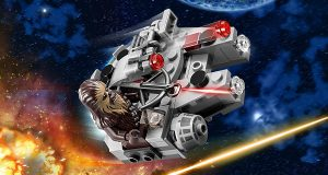 Lego Star Wars – Microfighter Faucon Millenium – 75193