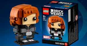 LEGO BrickHeadz – Black Widow – 41591
