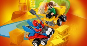 Lego Marvel Super Heroes – Mighty Micros : Scarlet Spider contre Sandman – 76089