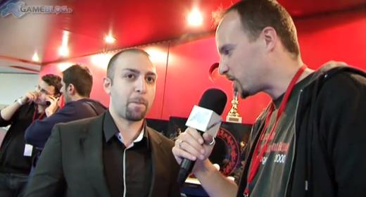 Le reportage de Gameblog sur la World Game Cup