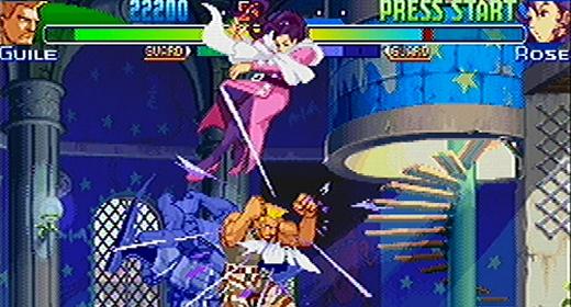 [SSF4AE] Le système de Jongle dans Super Street Fighter 4