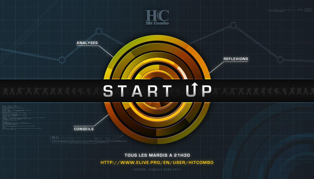 Start Up #1 (VOD disponible)