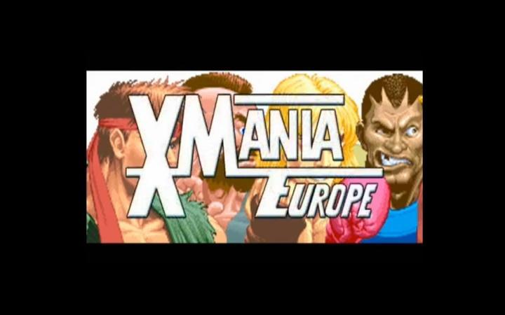 eLive.pro X-Mania Europe (4 et 5 Juin 2011)