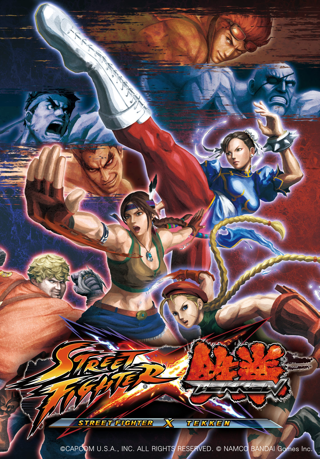[SFXT] Défi 5on5 – WatchDaMatch X eLive au Get Rich Or Die Fighting, le 17 Mars 2012