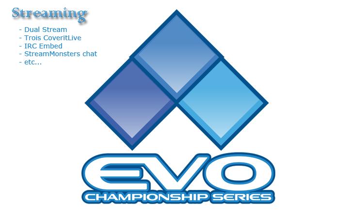 EVO2k11 Streaming (LIVE)