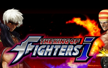 The King of Fighters-I sur IOS