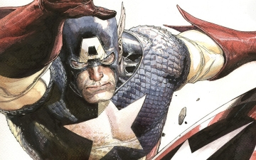 [MvC3] Quelques combos de Captain America