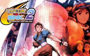 [CvS2] Tournoi Capcom vs SNK 2@Sannomiya  (Vidéos – 03/09/2011)