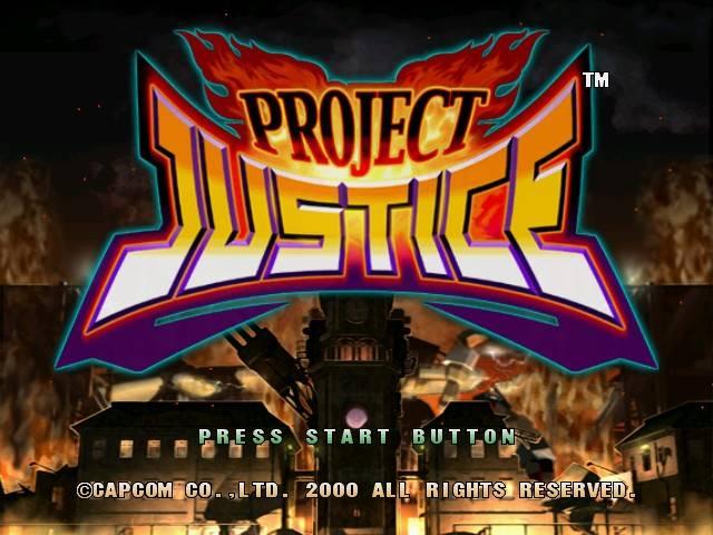 Moero! Combo Collection, une série de combo movies de Project Justice: Rival Schools 2