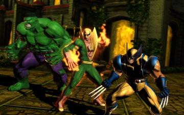Ultimate Marvel vs Capcom 3 : les images et vidéos du TGS 2011