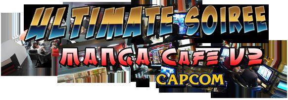 [UMVC3] Pharaon filme l'Ultimate Soirée au Manga Café V2 by Capcom