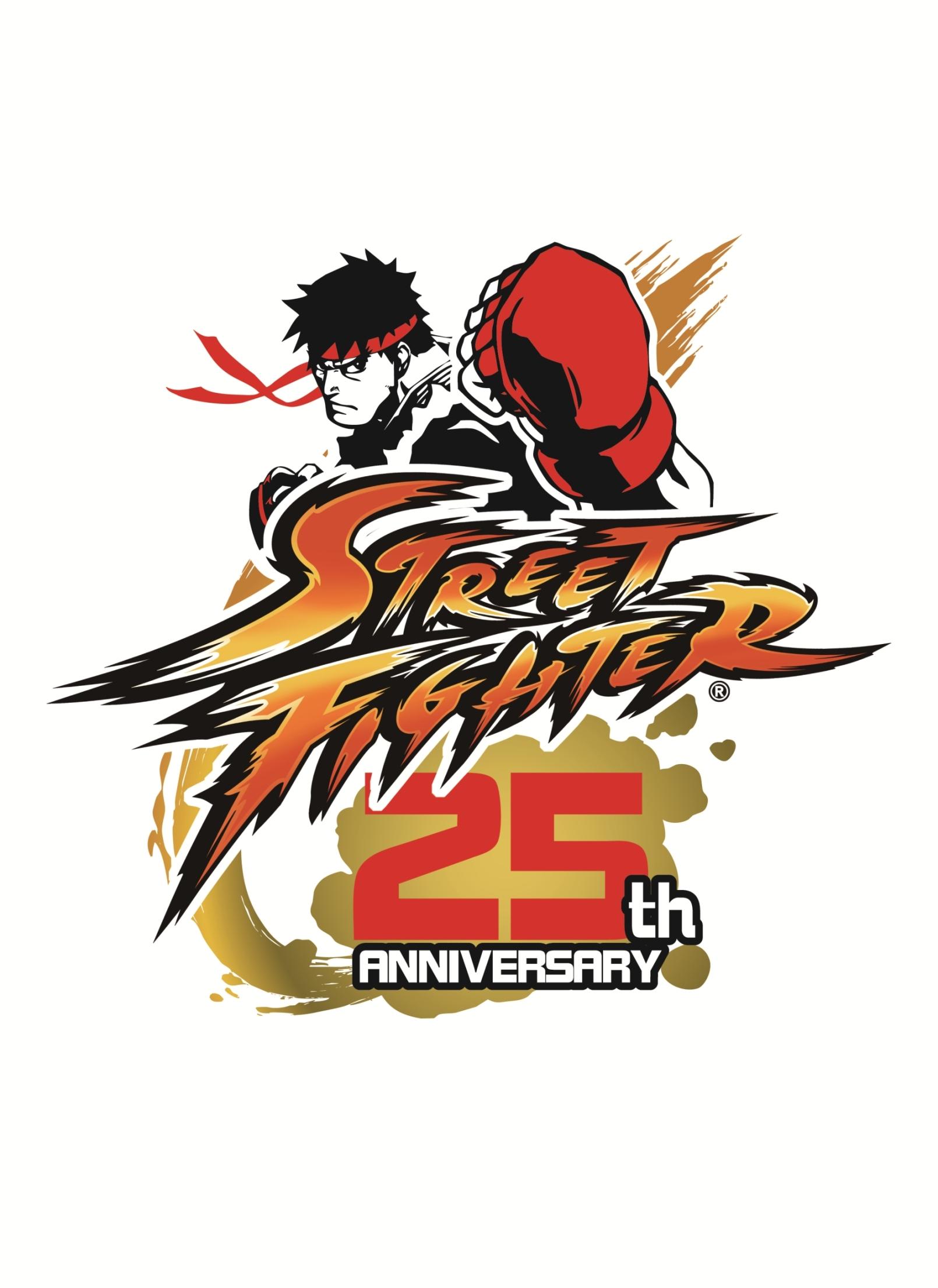 Les 25 ans de Street Fighter, un évènement mondial