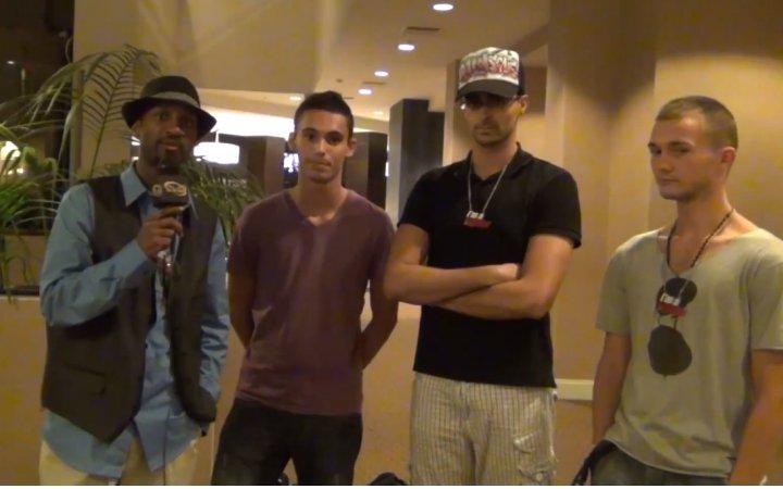 GVN Summer Jam 6 – Trois français à Philadelphie