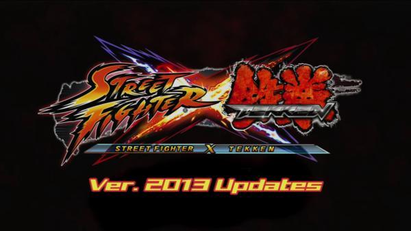 Street Fighter x Tekken version 2013 Disponible