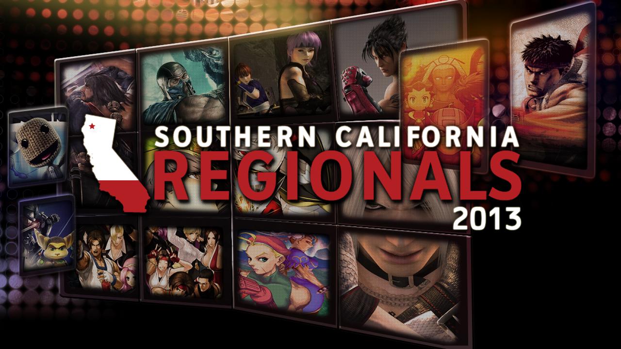 Socal Regional 2013, Road to Evo (Live)