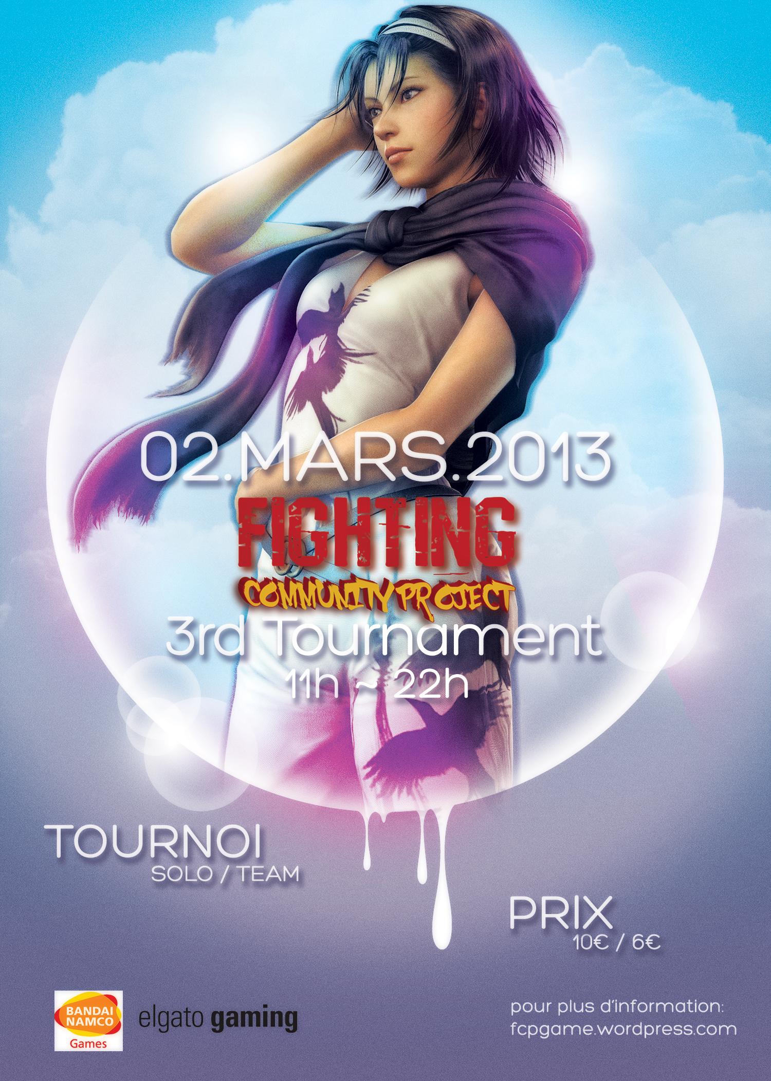 Fighting Community Project #3, [02/03/2013,Paris]