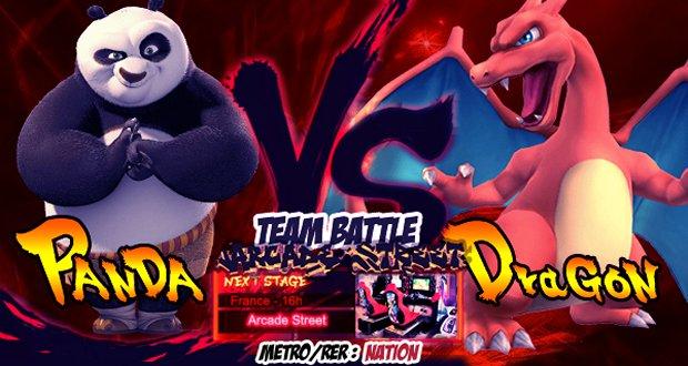 SF4 All-Stargame #7 Pandas vs Dragons: Second Clash