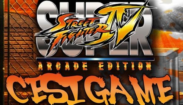 CESI GAME – Tournoi SSF4 (12/10/2013)